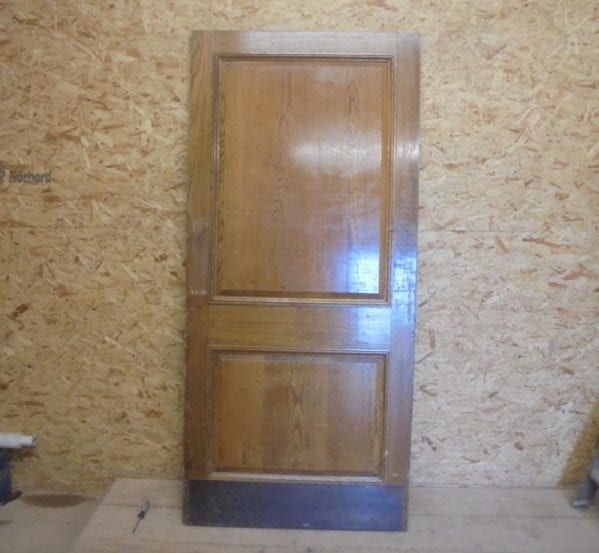 2 Panel Oak Door from Wentworth GC