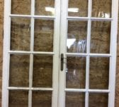 Double Glazed Double Doors