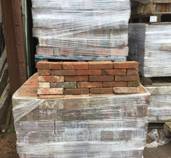 Imported Handmade Napoleonic Bricks