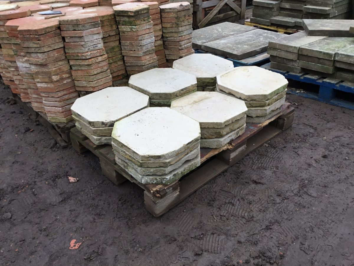 Local Limestone Stepping Stones