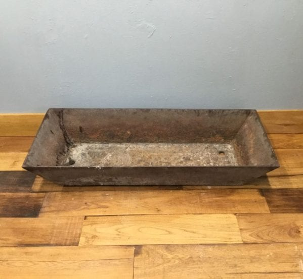 Large Cast Iron Trough