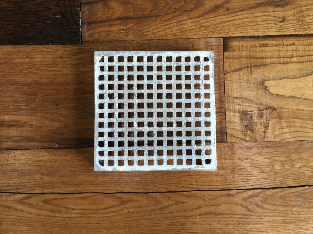 Square Air Brick