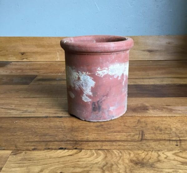 Round Small Terracotta Chimney Pot