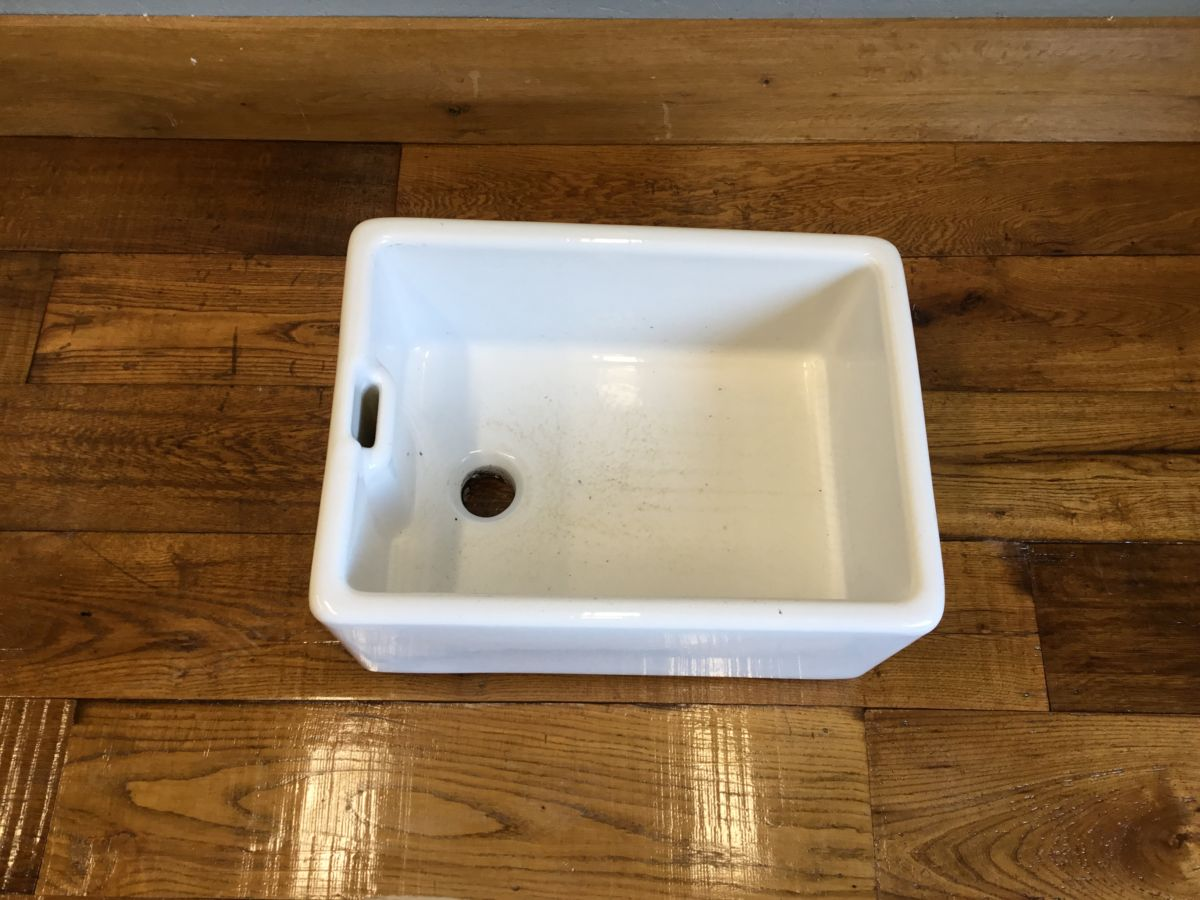 Clean Butler Sink