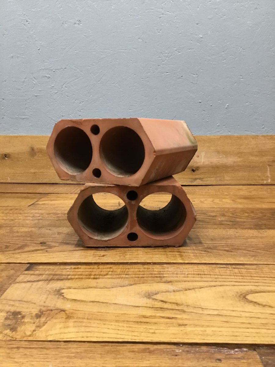 Clay Pipe Perfect Wine Rack