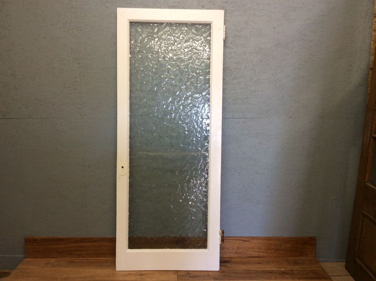 Single Pane Glazed Door