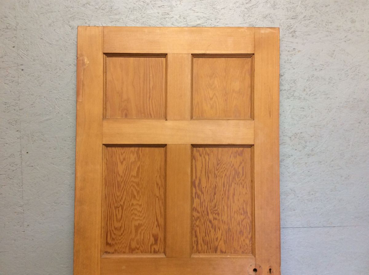 Stripped 8 Panelled Door