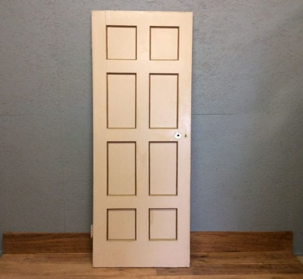 Gold Inlay 8 Panelled Door