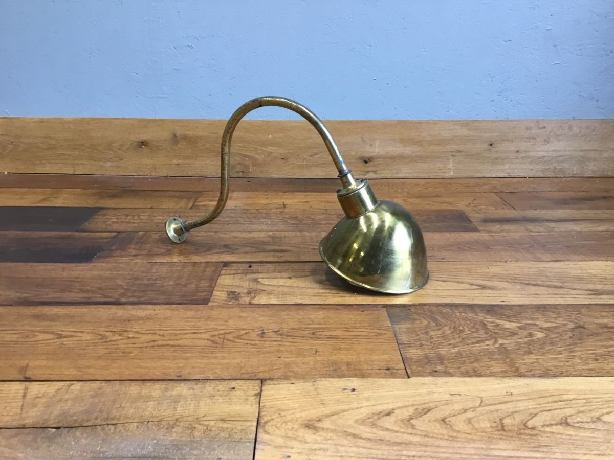 Brass Wall Mounted Lamp