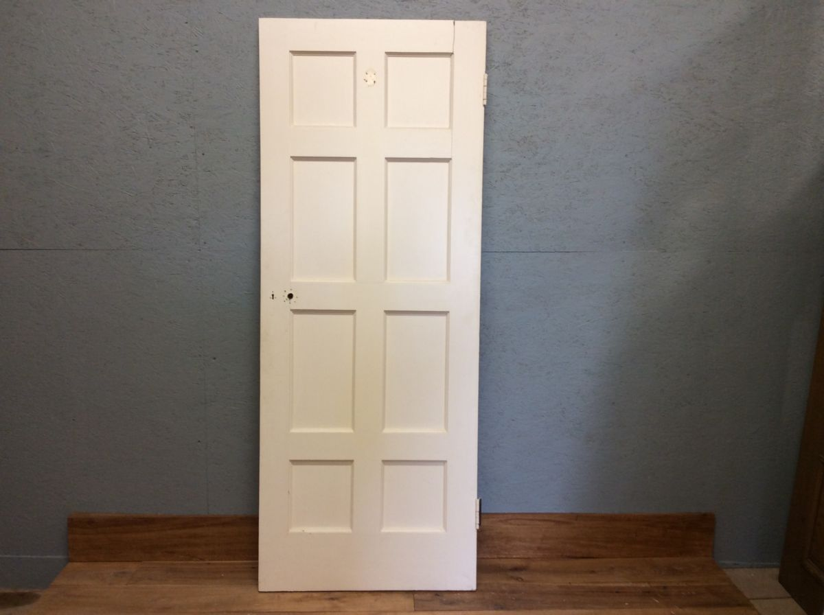 Gold Inlay 8 Panelled Door
