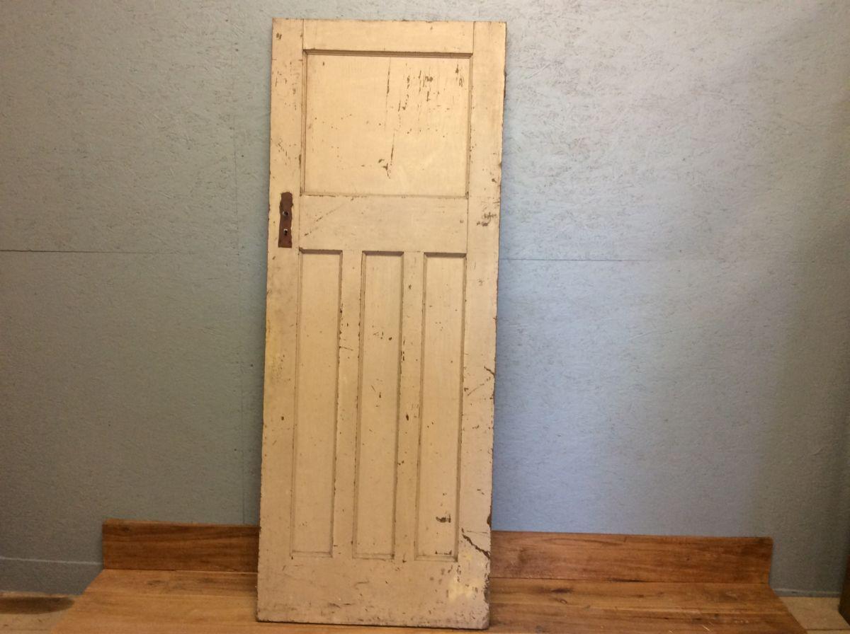 Mint Green 1 Over 3 1930 Door