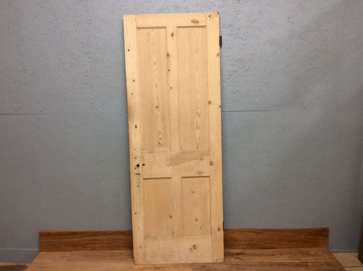 4 Panel Stripped Door