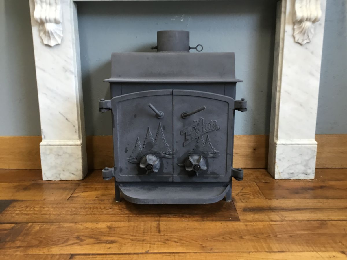 Fisher Wood Burner