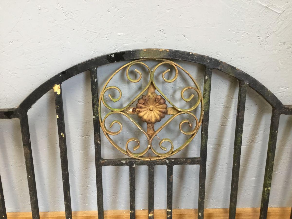 Gold Detail Railing Panels
