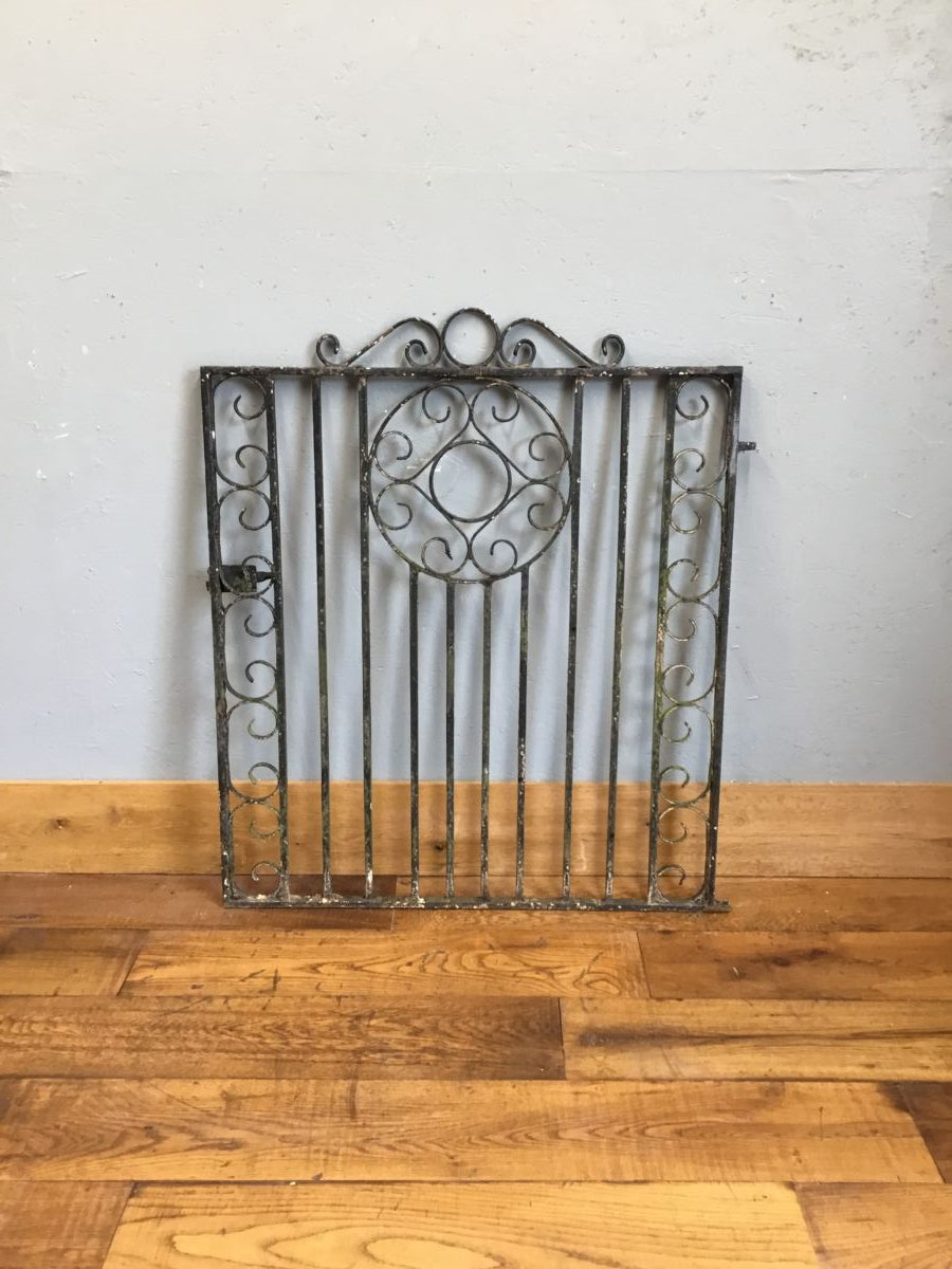 Decorative Single Gate