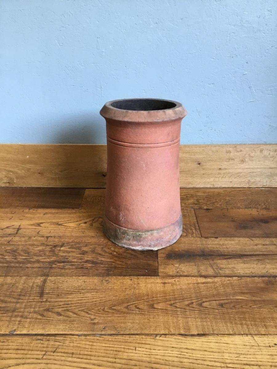Round Terracotta Chimney Pot