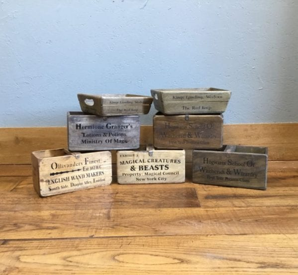 Novelty Wooden Boxes