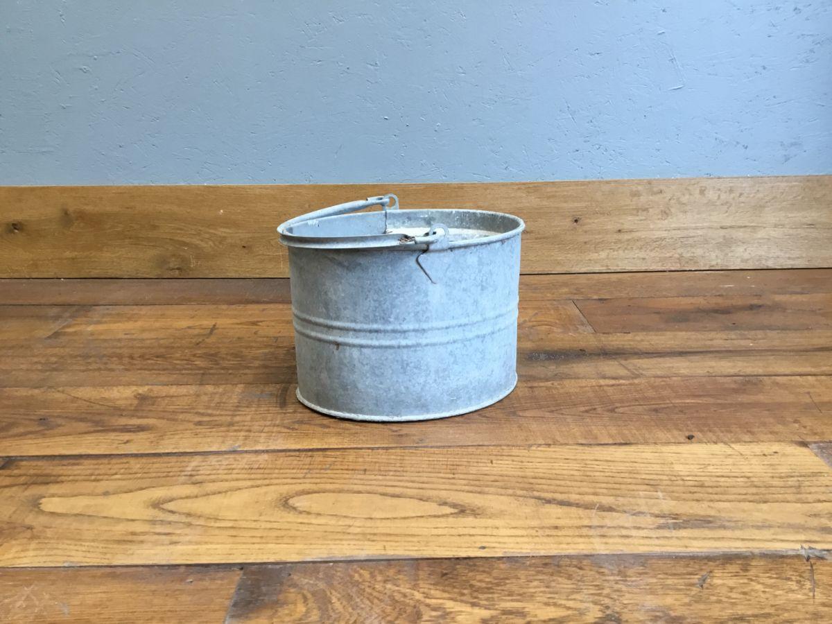 Tin Mop Bucket