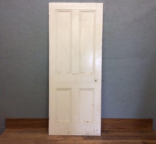 White 4 panel Doorr