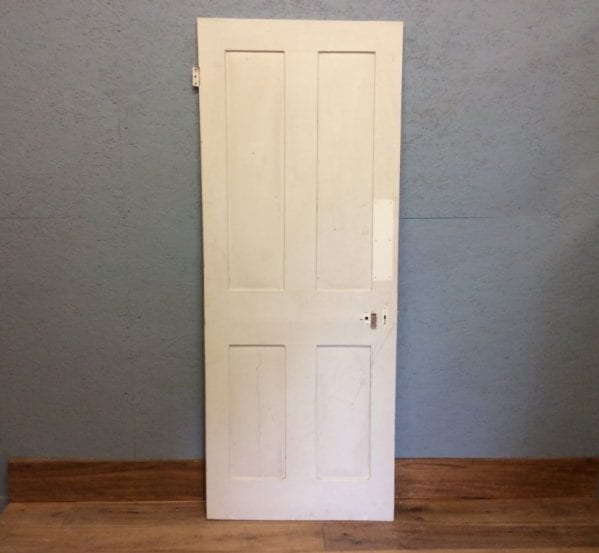 4 Panel Door Painted