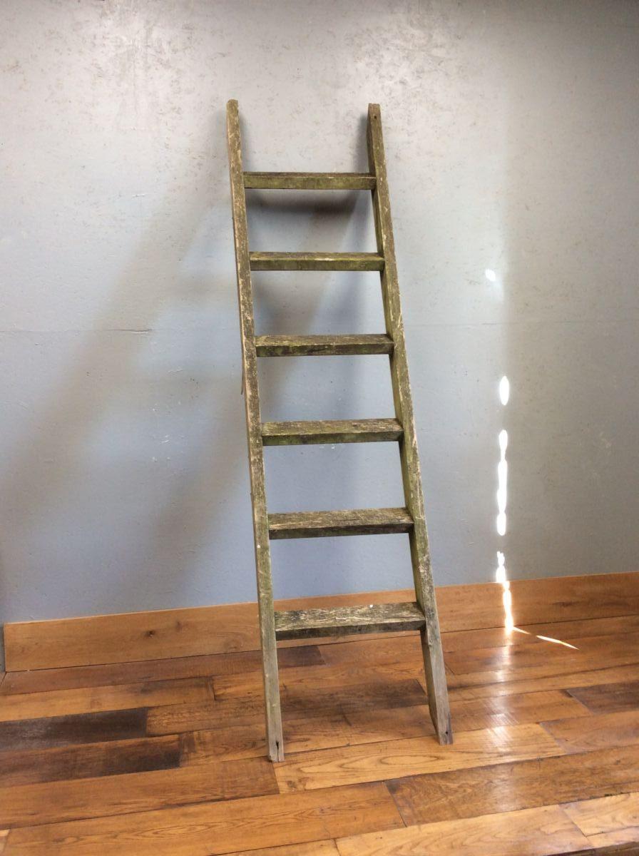 Wooden Garden Ladder