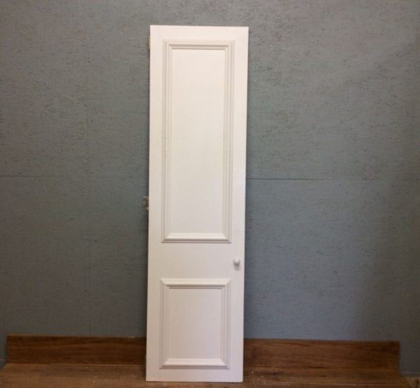 Single White Cupboard Door