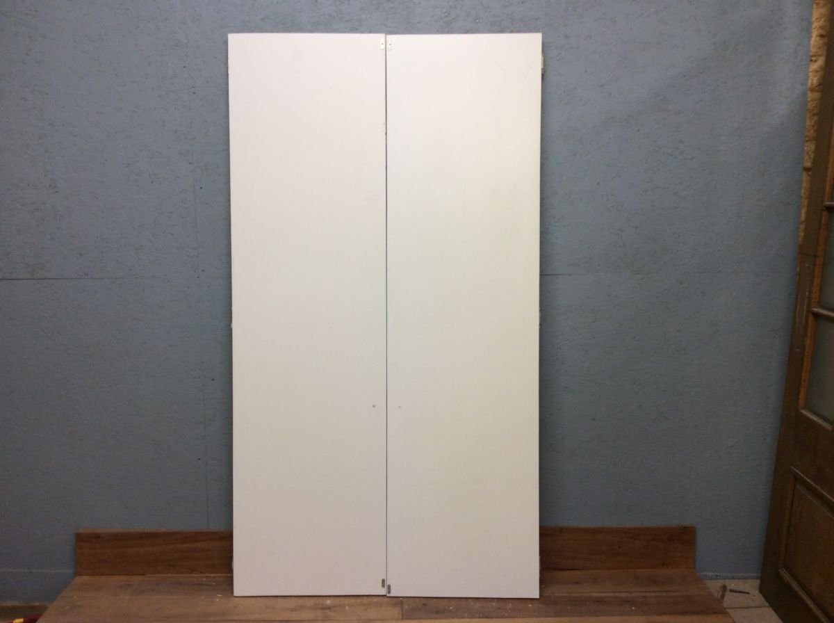 White Cupboard Double Doors