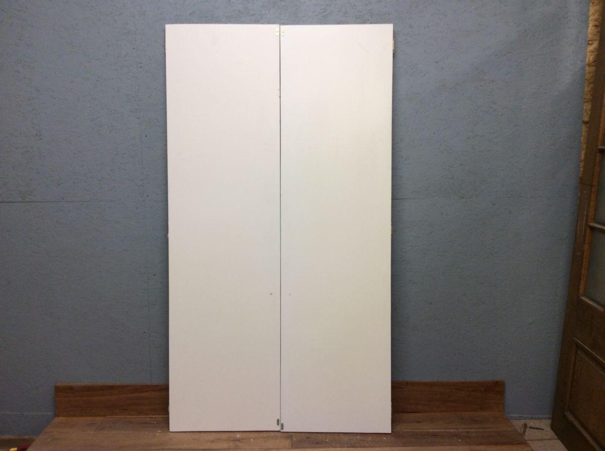 White Cupboard Double Doors