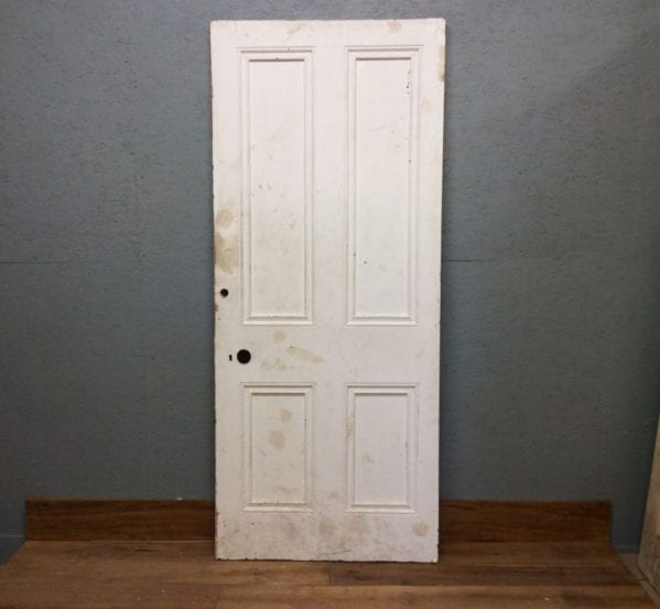 Large New 4 Panelled Door