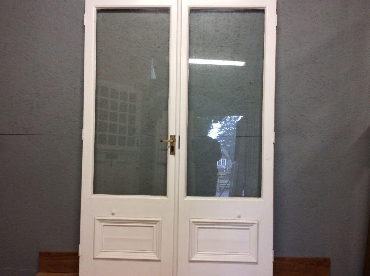 Large Glazed French Doors