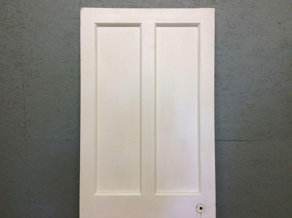 White 2 Over 3 Door