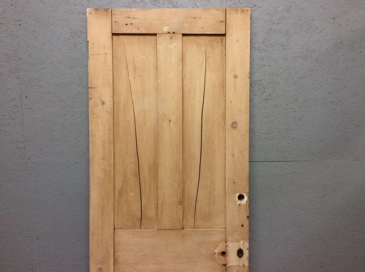 4 Panel Door Stripped