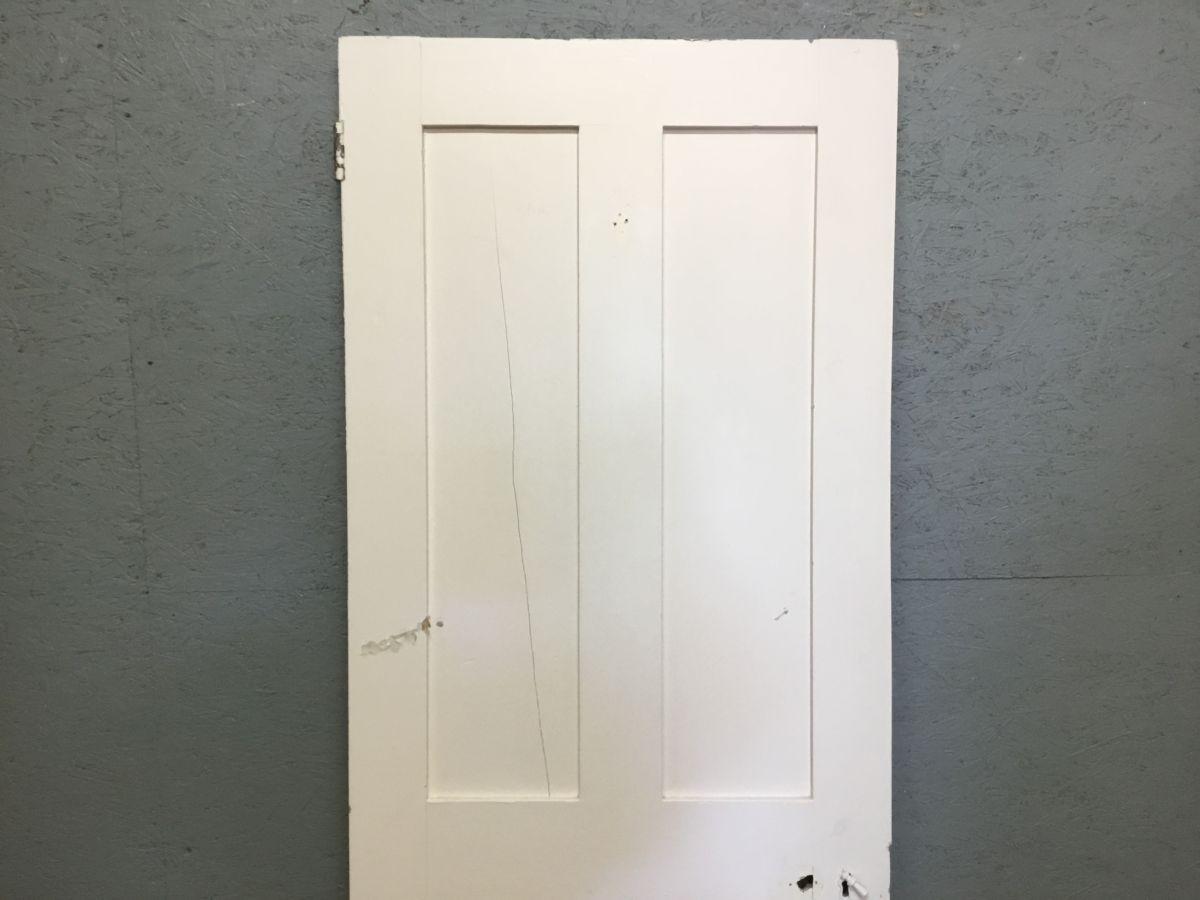4 Panelled Door White
