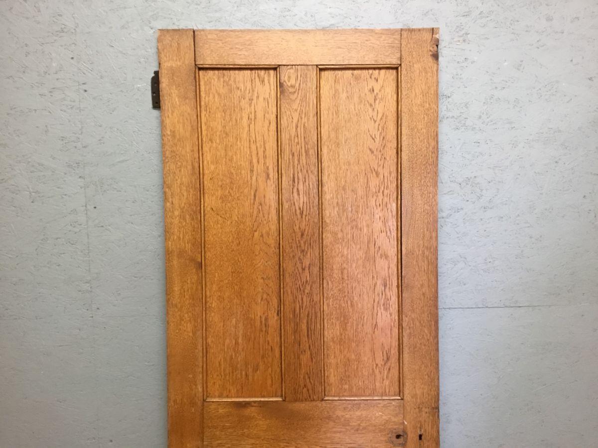 Beautiful Oak 4 Panelled Door
