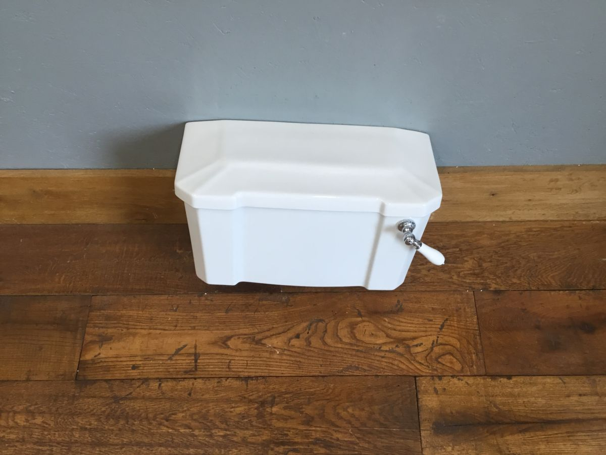 Ceramic Low Level Cistern