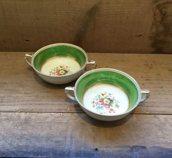 Grindley Creampetal Leamington Soup Bowls