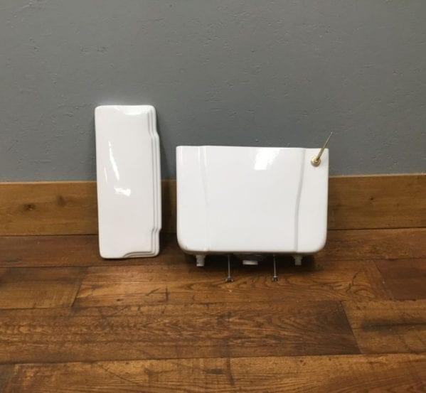 White Cistern