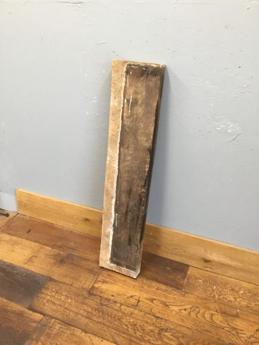 Wooden Mantle Piece