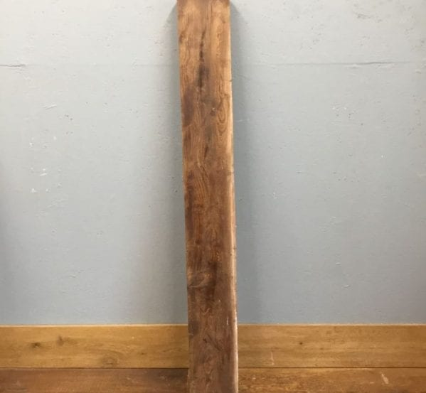Large Wooden Mantle Piece