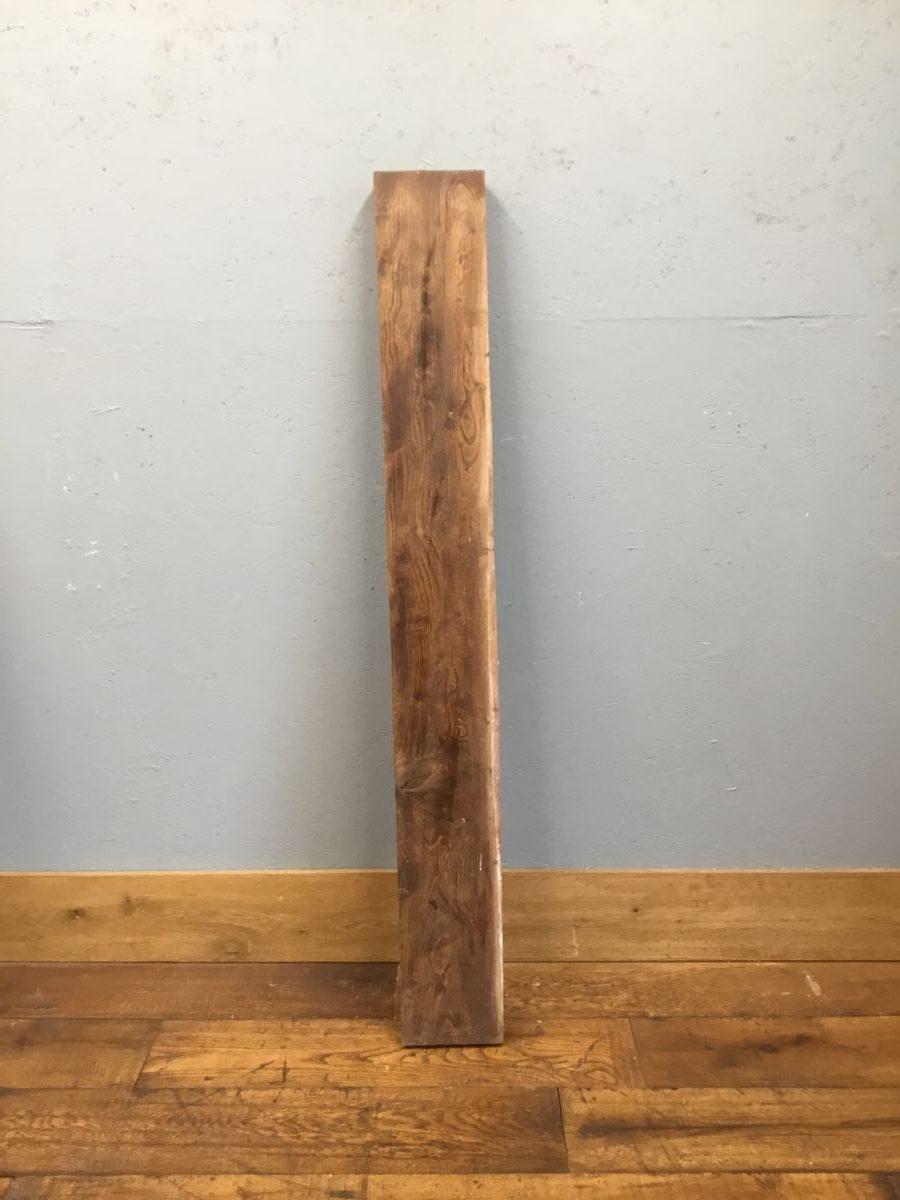 Large Wooden Mantle Piece