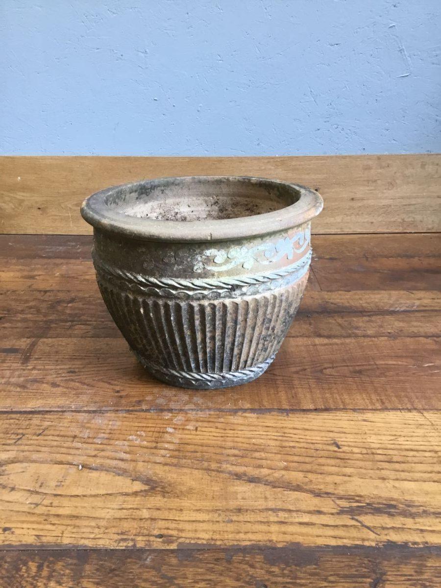 Beige Plant Pot