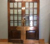Reclaimed Oak Selfridges Doors