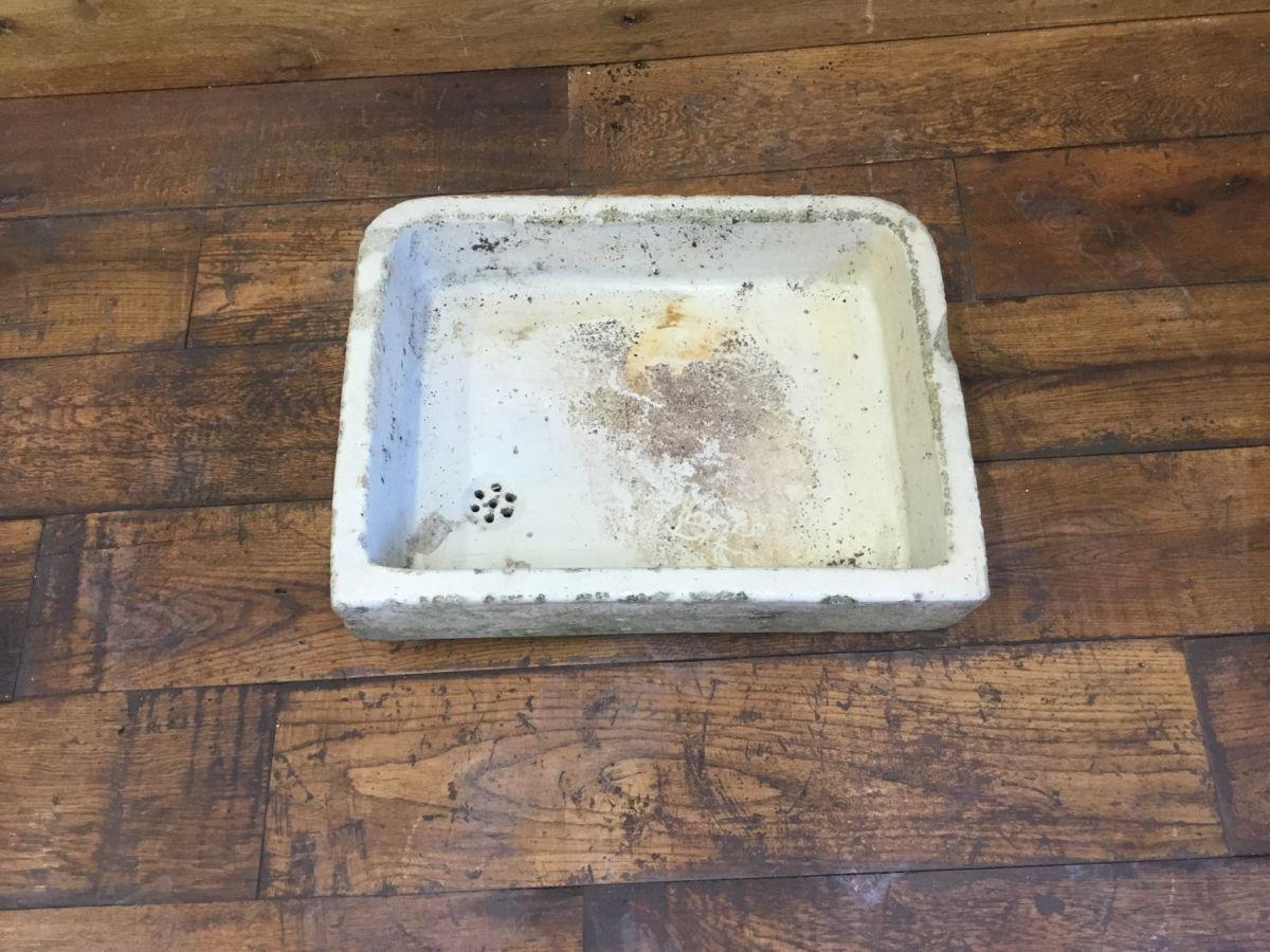 Garden Feature Sink