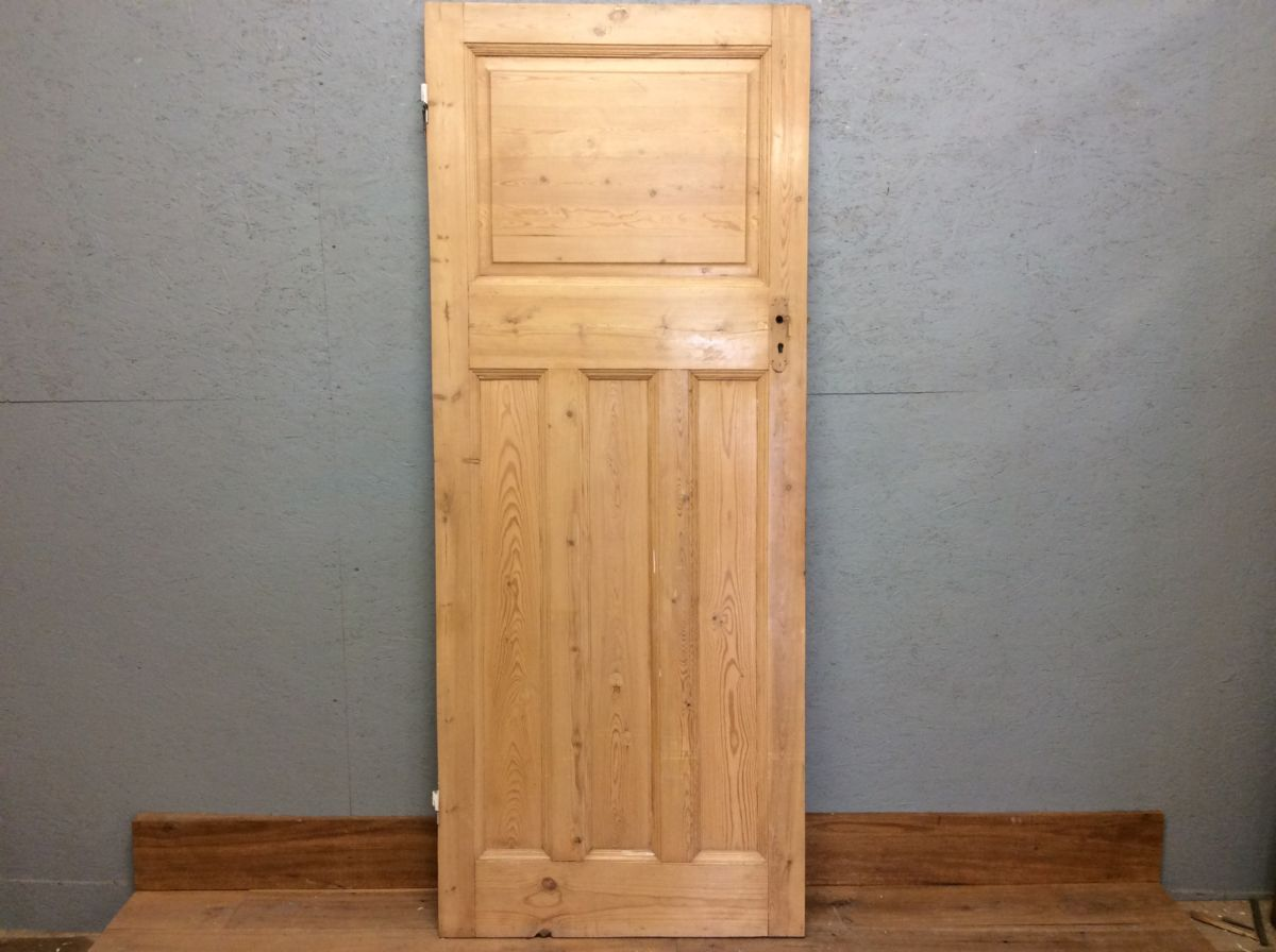 Stripped Natural L & B Door