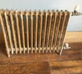 Reclaimed Cathedral 4 Bar Radiator