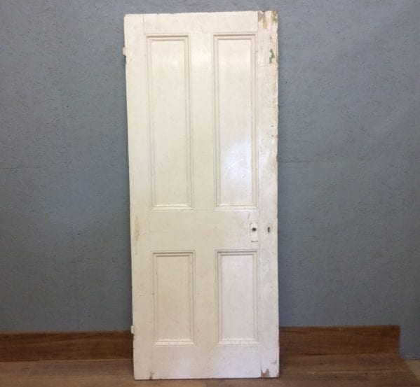 White Door 4 Panelled