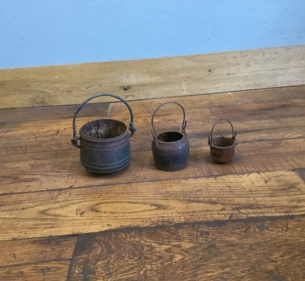 Small Cauldron Set