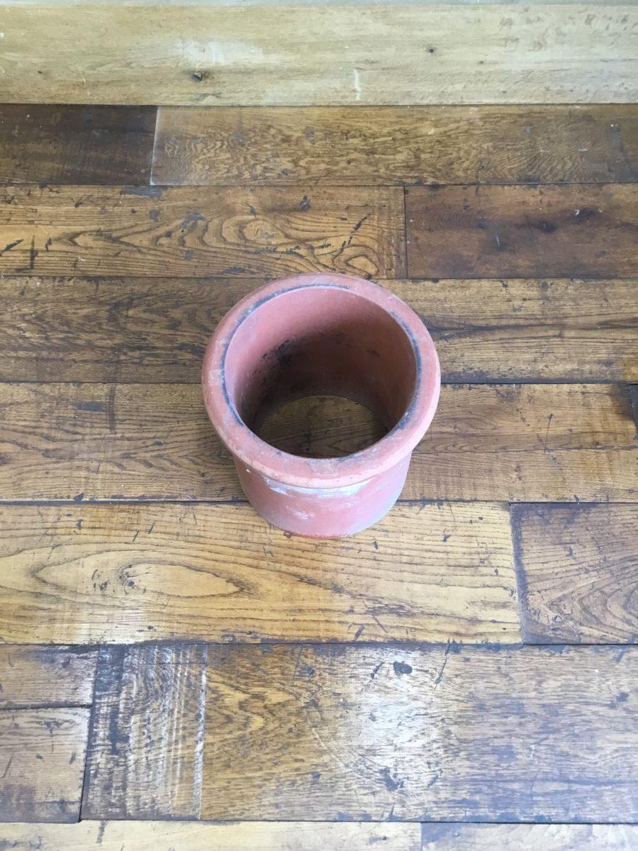Short Round Chimney Pot