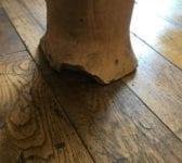 Pale Terracotta Round Chimney Pot