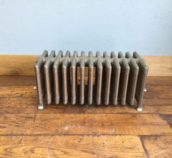 Bronze 9 Bar Radiator